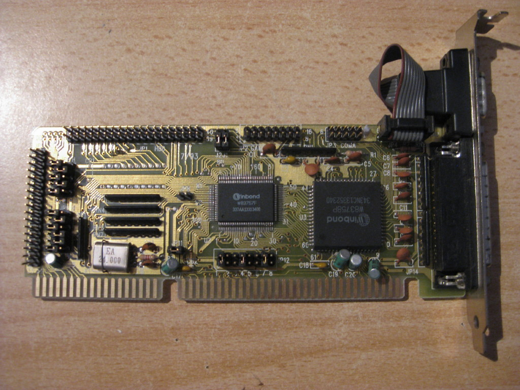 Winbond ISA IDE Floppy Serial Parallel Controller Card W83758P.jpg
